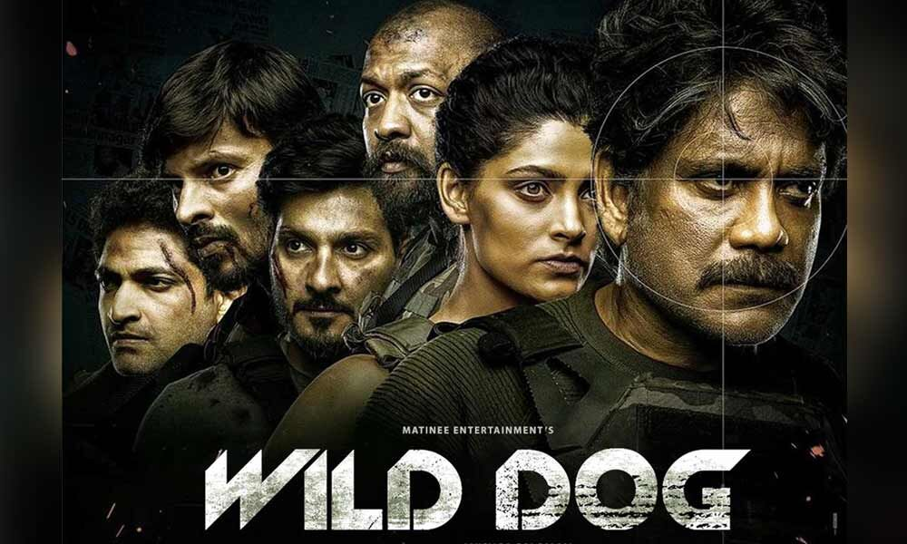 Wild Dog Box-Office: 4 days collections
